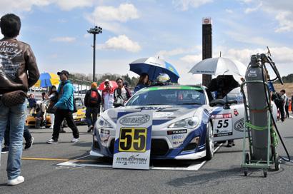 油売り(?!)オヤジのスーパー耐久レース 開幕戦レポート