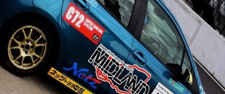 [堀内 秀也] TOYOTA GAZOO RACING NETZ CUP VITZ RACE 2018 関西シリーズ 第1戦