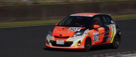 [井上 功] TOYOTA GAZOO Racing Netz Cup Vitz Race 2018 西日本シリーズ 第2戦