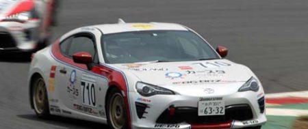 [朝日 俊光] 2018 GAZOO Racing 86/BRZ Race Clubman Rd.5