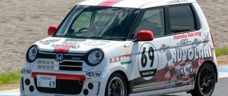 [寺地 晃正] ツインリンクもてぎ 2&4 レース 2018 N-ONE OWNER'S CUP Rd.11