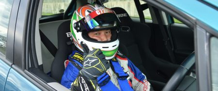 [堀内 秀也] GAZOO Racing Netz Cup Vitz Race 北海道シリーズ Rd.2