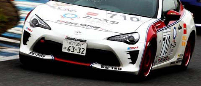 [朝日 俊光] 2018 GAZOO Racing 86/BRZ Race Clubman Rd.7