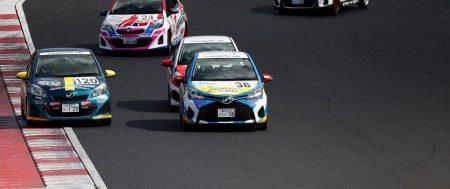 [堀内 秀也] GAZOO Racing Netz Cup Vitz Race 関西シリーズ Rd.4